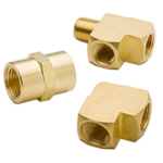 Brass Pipe Threaded Fittings